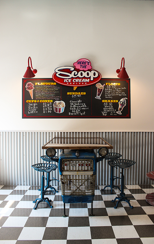 Priscilla's Presents and Here's the Scoop Ice Cream Parlour image 4