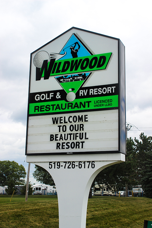 Wildwood Golf & RV Resort logo