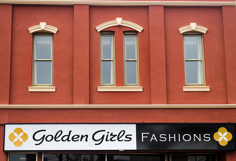 Golden Girls Fashions logo