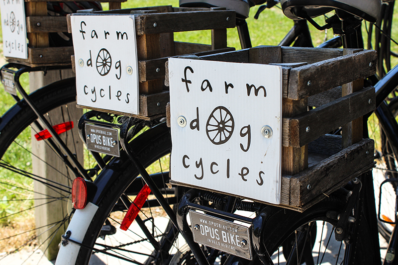 Farm Dog Cycles logo