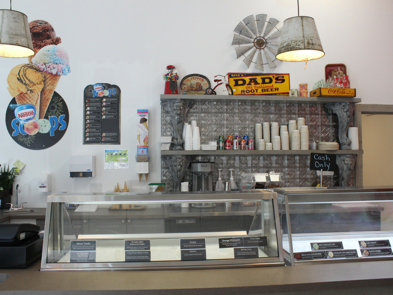 Priscilla's Presents and Here's the Scoop Ice Cream Parlour image 5