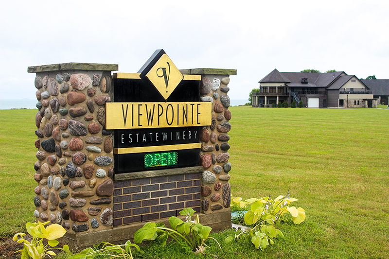 Viewpointe Estate Winery logo
