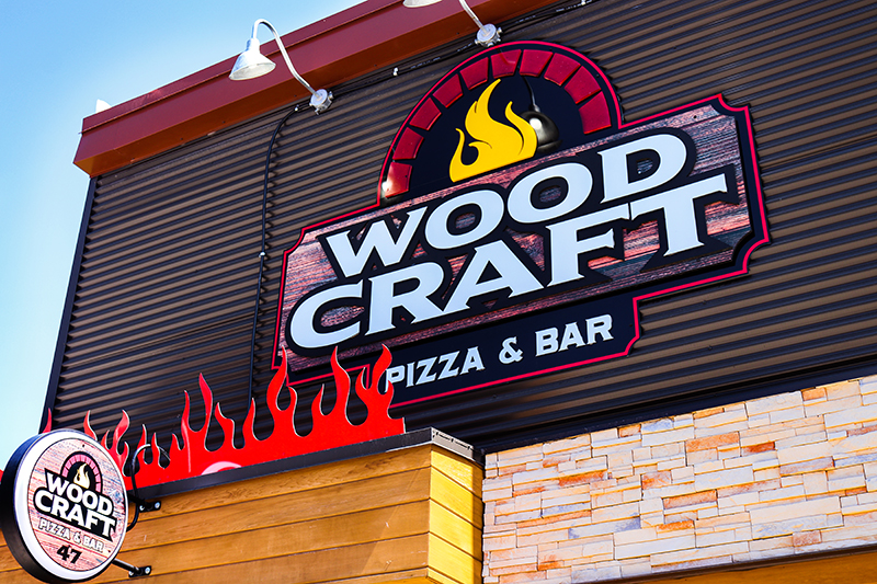 Wood Craft Pizza and Bar image 0